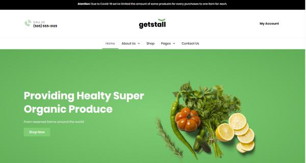 Getstall